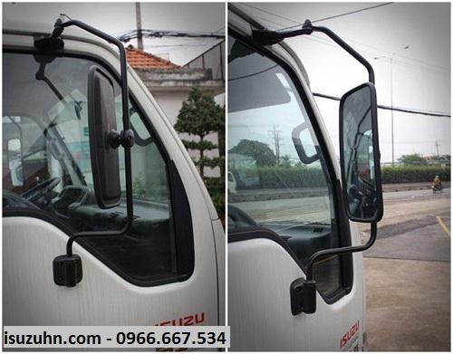 Gương chiếu hậu xe tải giá rẻ và mẹo bảo vệ gương đúng cách