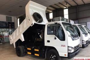 Xe ben Isuzu và kích thước thùng xe ben tiêu chuẩn hiện nay