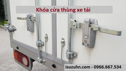 khóa cửa thùng xe tải