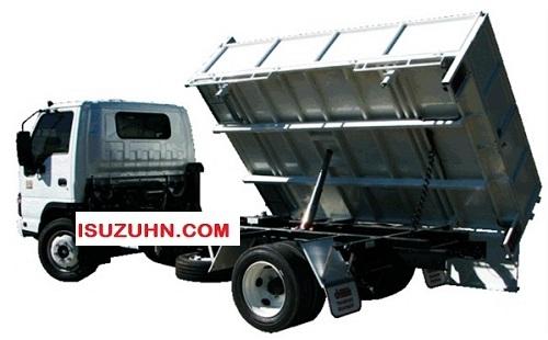 cách nâng hạ thùng xe tải