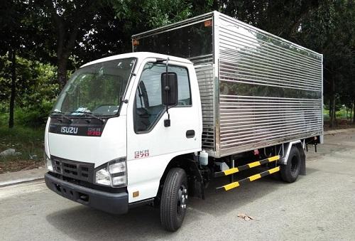 Xe tải thích hợp trong kinh doanh