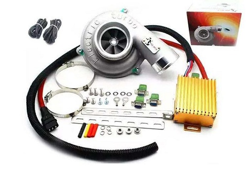 turbo tăng áp điện