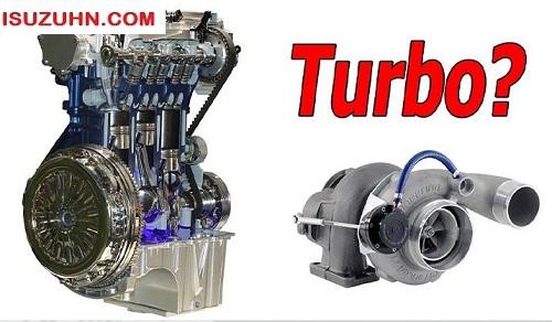 Cấu tạo turbo tăng áp xe tải Isuzu và nguyên lý hoạt động