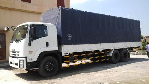 Xe tải 15 tấn isuzu trên thị trường hiện nay
