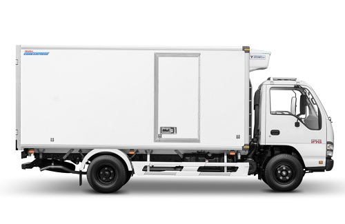 giá xe tải isuzu thùng đông lạnh