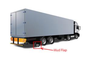 Điểm danh các mẫu chắn bùn xe tải đẹp – độc – lạ nhất hiện nay